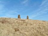 Каменные стражи.