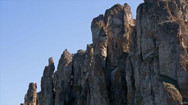 Верхушки Ленских столбов