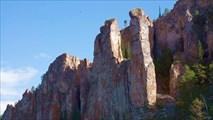 Вертикальные стены