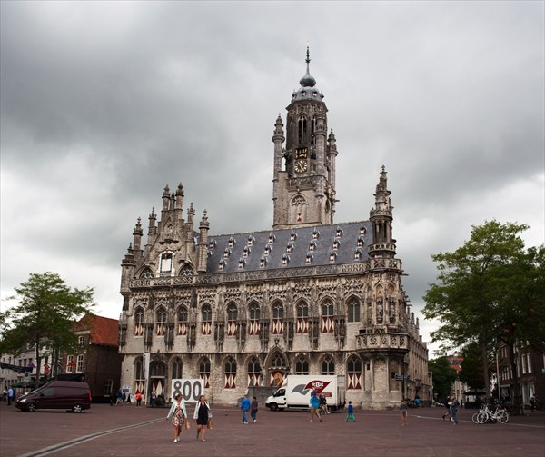 89.Брюгге-Роттердам