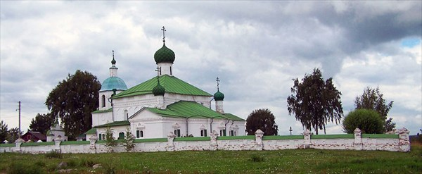 Ильинская церковь на Городище