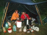 капова 10 -лагерная жизнь