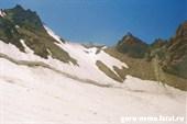 Перевал Четырёх 4060 м. 1Б