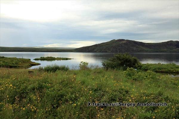 Озеро Thingvallavatn