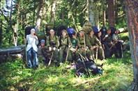 ОТЧЕТ О пешем походе III к.с. По Зап Кавказу, Архыз 2004 участни