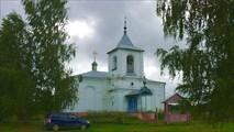 Село Воскрессенское. Храм Воскресения Господня