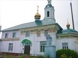 Гаврилов Посад Церковь Илии пророка