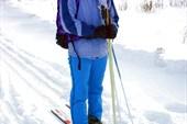 Катя Суржикова к лыжному переходу готова