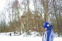 Вот он - Рдейский монастырь
