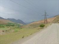 По долине Зеравшана