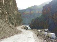 Мост через Фандарью