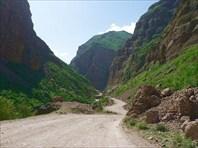 Дорога на пер.Хабуработ