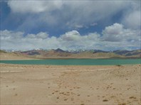 Озеро Аличурской долины