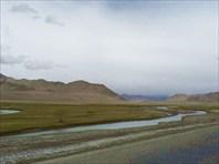 Долина р.Мургаб
