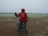 Снег в Ченекты