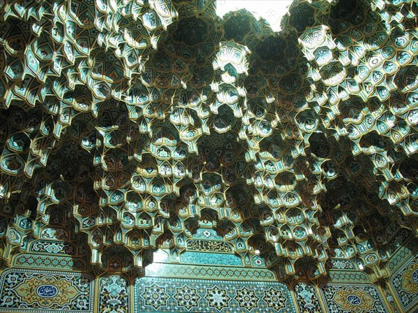Своды мечети