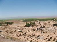 Руины знаменитого Персеполиса