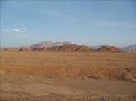 По дороге в Мешхед