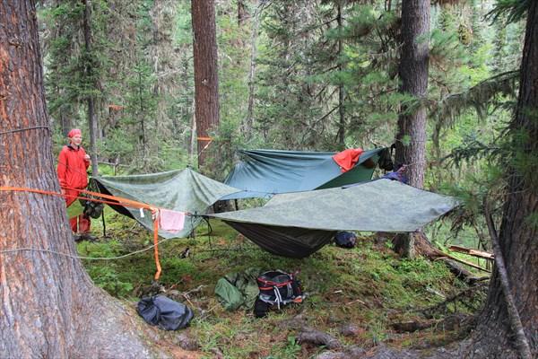 Кусочек лагеря