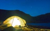Лагерь ночью