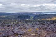 На плато Ангвундасчорр