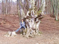 Чатырдаг. Весна 2003. (с) Леха и Паша.