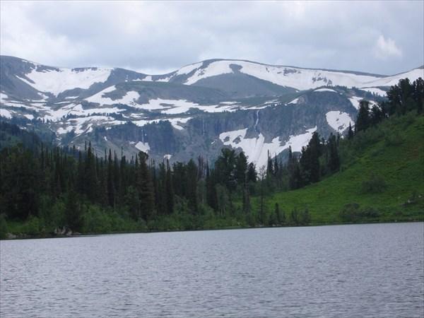 DSC01102 Озеро Абрамовское. Нижнее