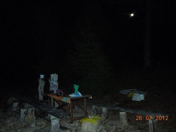 Ночь за столом