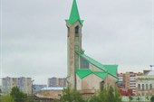 Мечеть `Таубэ`