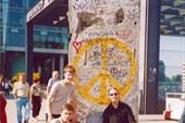 Остатки Берлинской стены, Постдамская площадь, Берлин