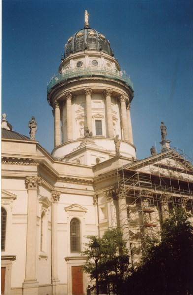 Домский или Кафедральный Немецкий собор, Берлин