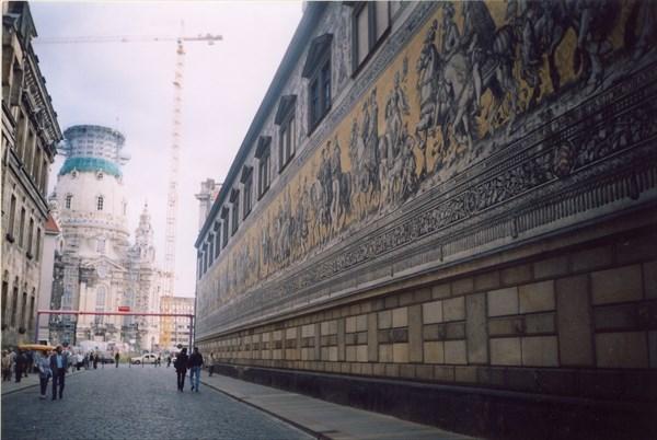 Театральная площадь, Дрезден