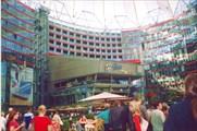 ТЦ Сони Центр, Берлин