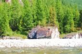 Порог  Бык на реке Гутара
