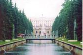 Петергоф. Нижний парк