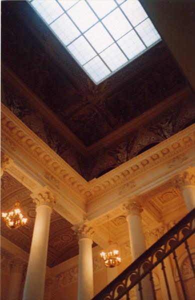 Парадная лестница Русского музея