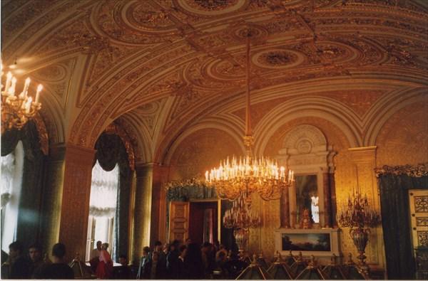 Золотая гостиная, Эрмитаж