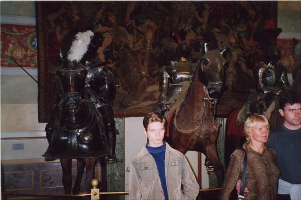 Рыцарский зал, Эрмитаж