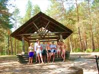 Поход на байдарках по рекам Пра – Ока (Рязанская обл.)