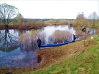 Сплав по реке Остер