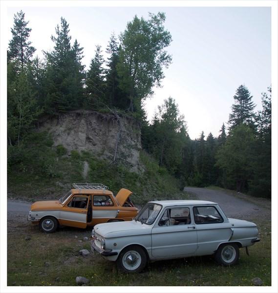87 - перевал Годердзи