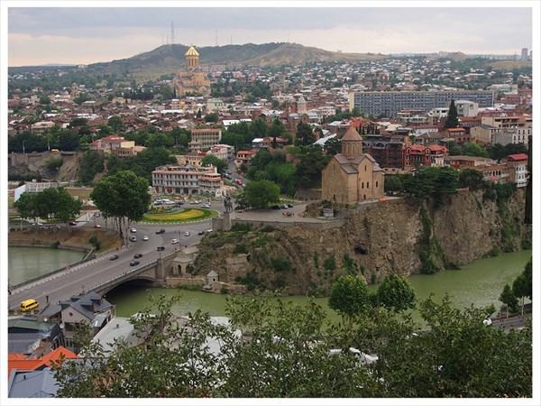 42 - Вид на Тбилиси