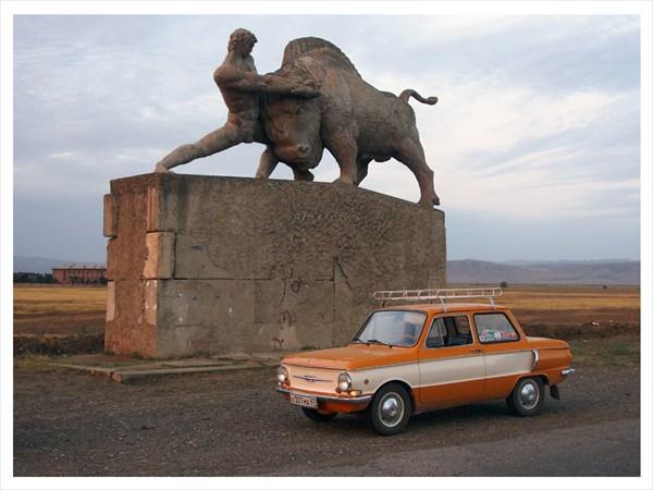 60 - По пути в Рустави