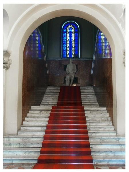 72 - В музее Сталина