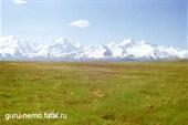 Алайская долина и Заалайский хребет