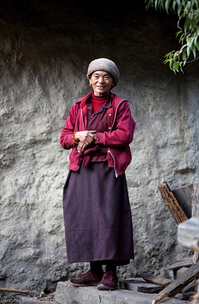 20.11.2009 г. Добрая настоятельница монастыря в Тегаоне