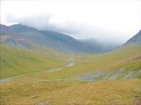 Долина Елангаш. Вид от озера Атаккёль