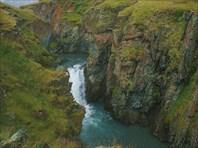 Водопады на Елангаше