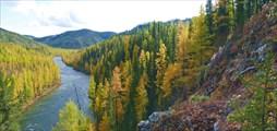 Река Малый Агул