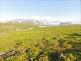 Горы и тундра